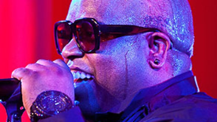 Cee Lo Records 'Thank You' for Volunteer Firefighters