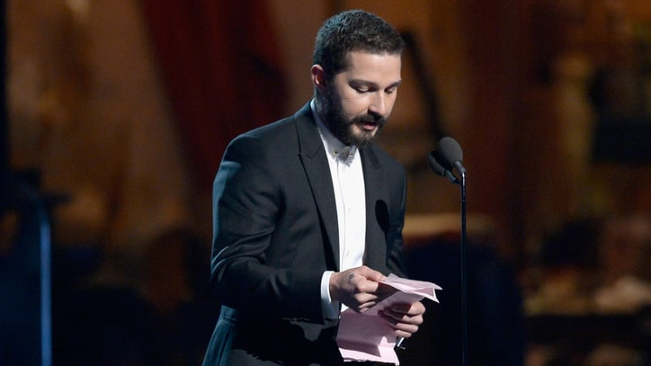 Sia's Husband Wrote Shia LaBeouf's Loving Grammy Intro