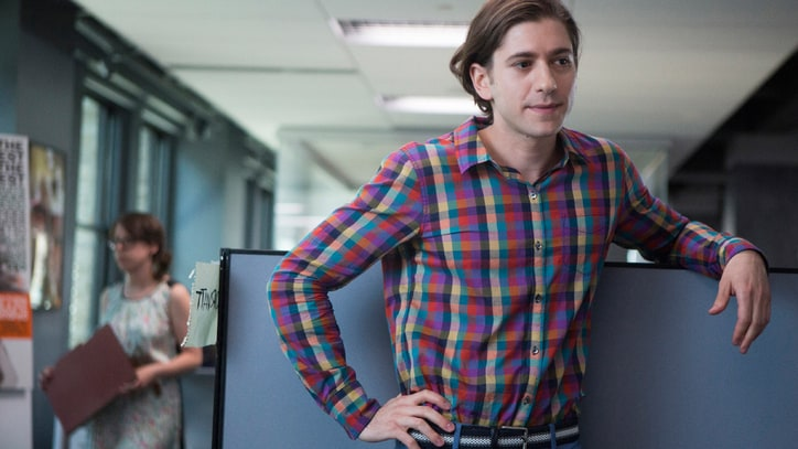 Meet Michael Zegen, the Charming New Guy on 'Girls'