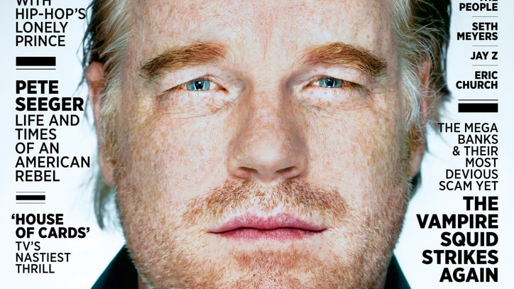 Philip Seymour Hoffman, 1967-2014: Inside Rolling Stone's New Issue