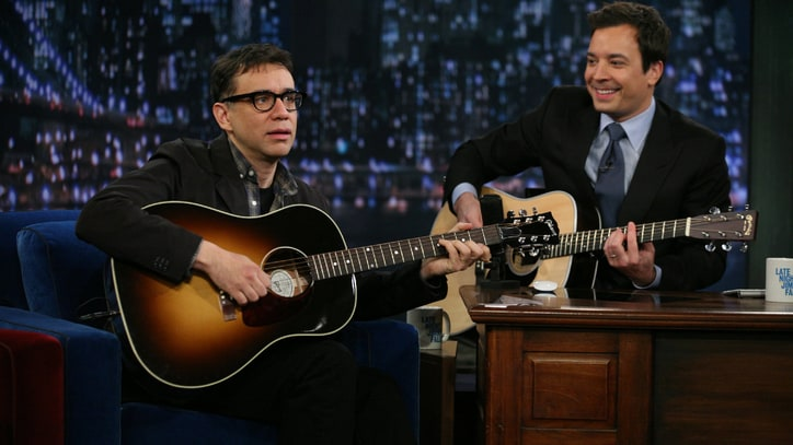 Jimmy Fallon Wants to Audition for Fred Armisen's 'Late Night' Band