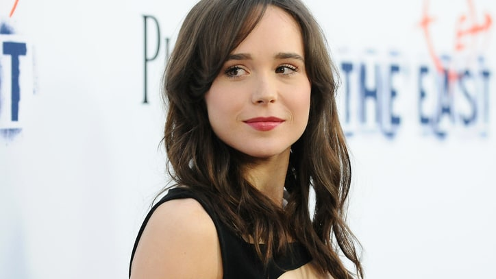 Ellen Page Comes Out as Gay With Inspiring Speech