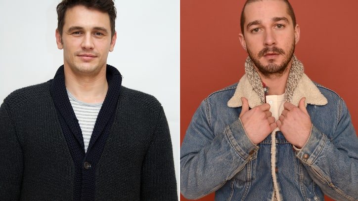 James Franco Pens 'Empathetic' Op-Ed on Shia LaBeouf