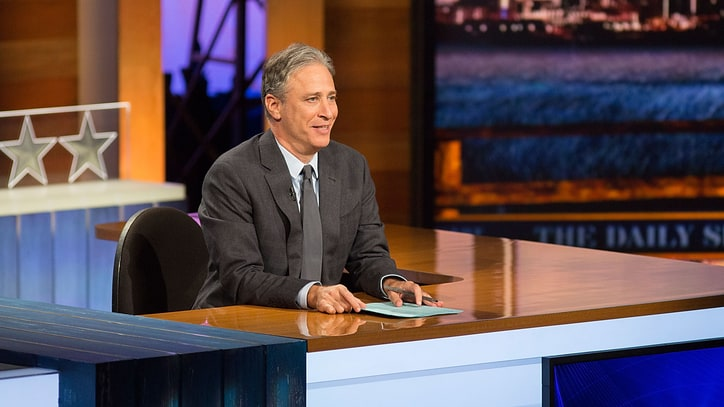 Watch Jon Stewart's Stunning 'Daily Show' Departure Speech