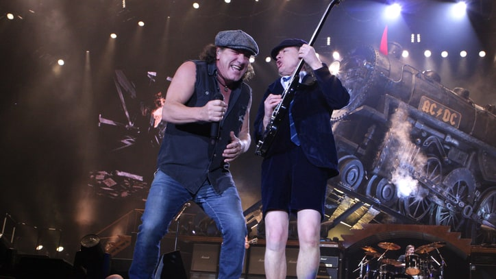 AC/DC Announce North American 'Rock or Bust' Tour