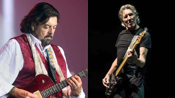 Roger Waters, Alan Parsons Spar Over Israel Concerts