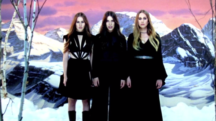 Haim and Calvin Harris Share Spellbinding 'Pray to God' Video