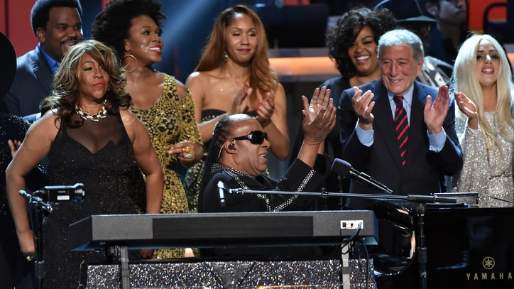 Stevie Wonder's All-Star Grammy Tribute: Our 5 Favorite Performances