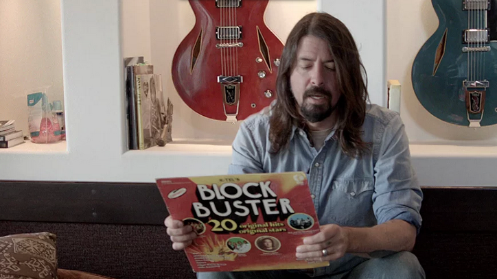 Dave Grohl Appointed Record Store Day 2015 Ambassador