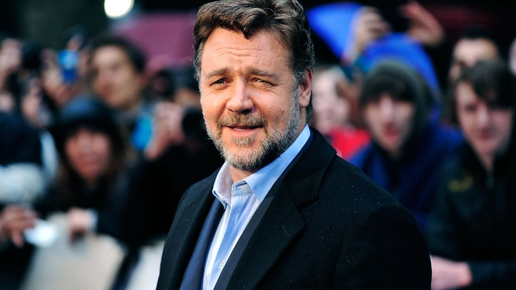Russell Crowe Wants to Screen 'Noah' for Pope Francis