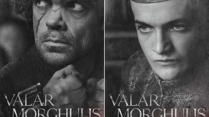 New 'Game of Thrones' Posters Tease Ominous New Season