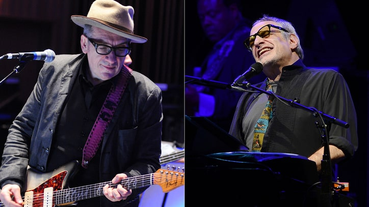 Steely Dan, Elvis Costello Plot Joint Tour
