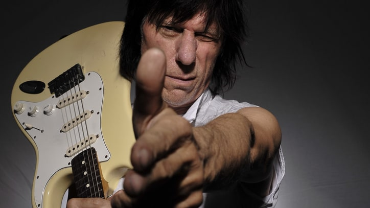 Jeff Beck Planning Two Books, First Official Documentary