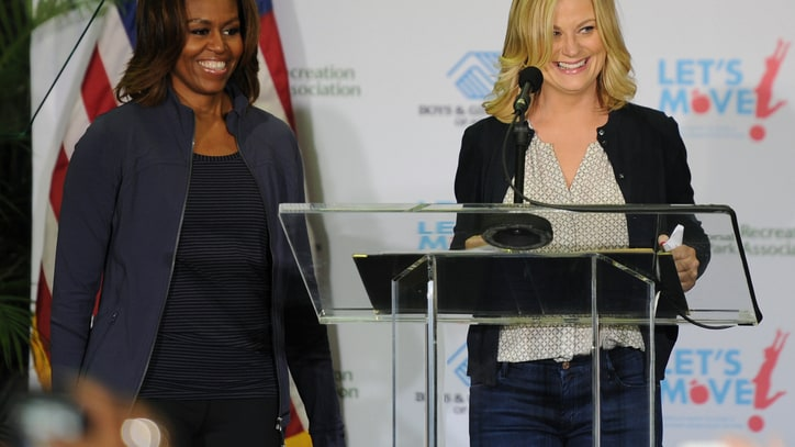 Michelle Obama to Cameo on 'Parks and Recreation'
