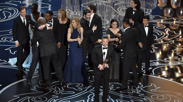 Oscars 2014: '12 Years a Slave,' 'Gravity' Are Night's Big Winners
