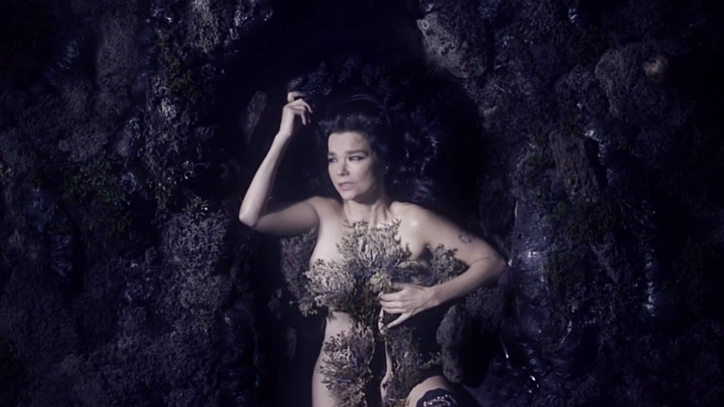 Bjork Previews MoMA Exhibition With Visually Stunning 'Black Lake' Trailer