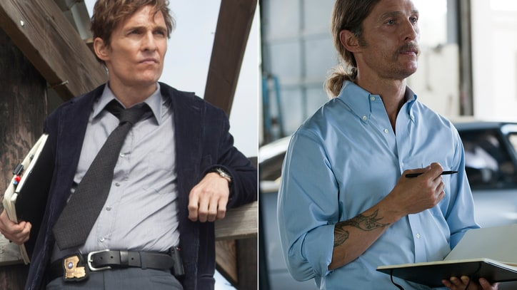 McConaughey Reveals the Four Stages of 'True Detective' Rustin Cohle