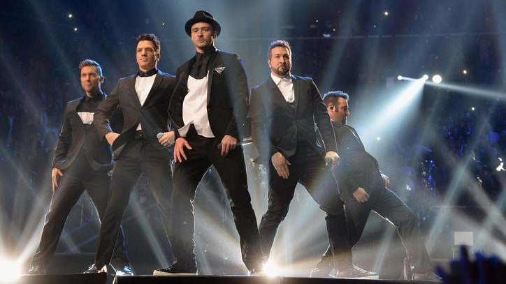 'NSync Hint at Reunion on 'Saturday Night Live' 40th Anniversary Special