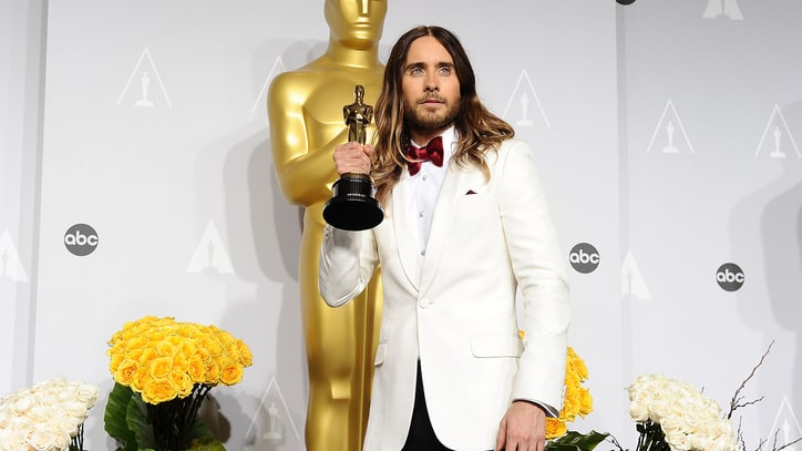 Jared Leto's Ukraine Shout-Out at Oscars Did Not Air in Russia