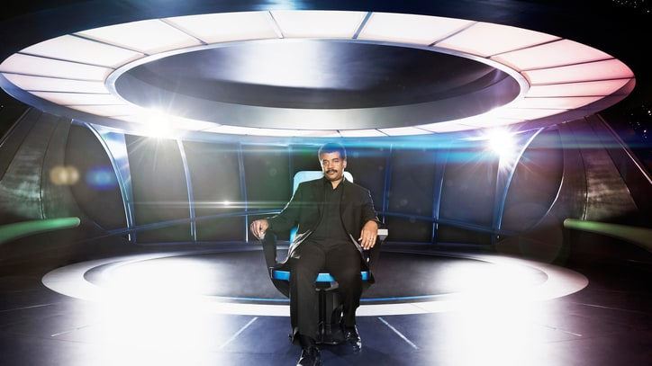 Q&A: Neil deGrasse Tyson, Tour Guide to the 'Cosmos'