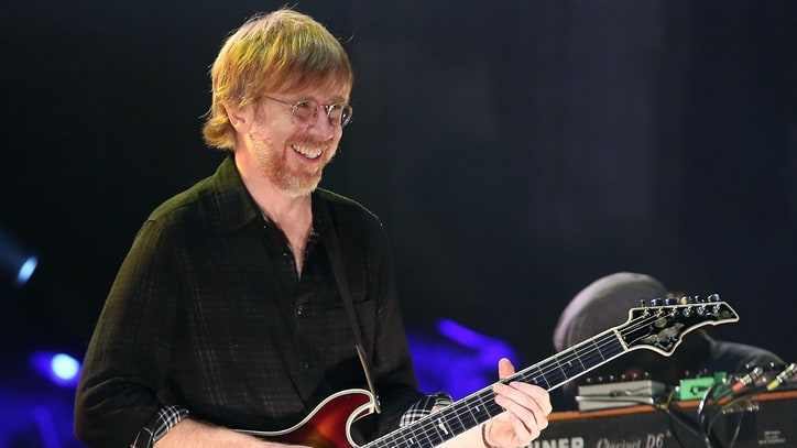 Trey Anastasio on Dead Reunion Shows: 'I Don't Want to Just Copy Jerry'