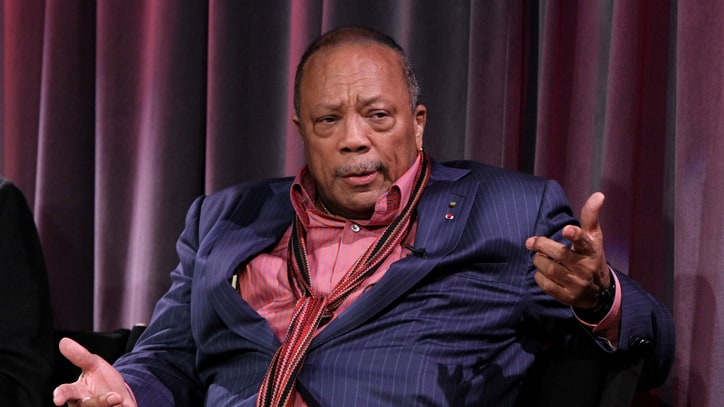 Quincy Jones on Recording With Amy Winehouse and His Rough Chicago Upbringing