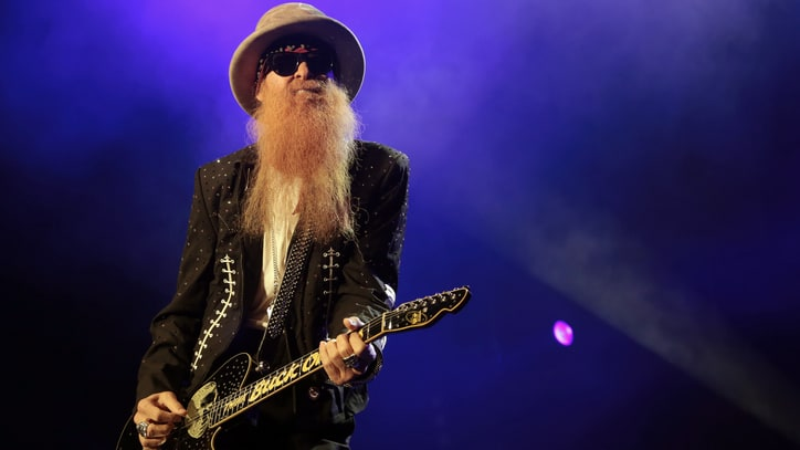 ZZ Top's Billy Gibbons Readies Latin Album, Talks Dave Grohl Advice