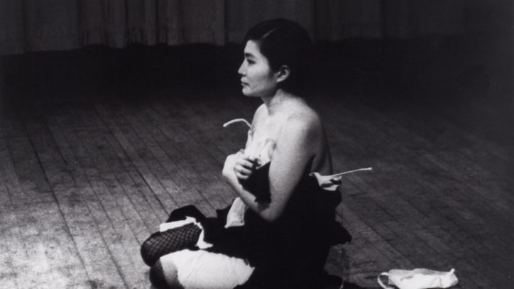 Yoko Ono Exhibit Heads to New York's Museum of Modern Art