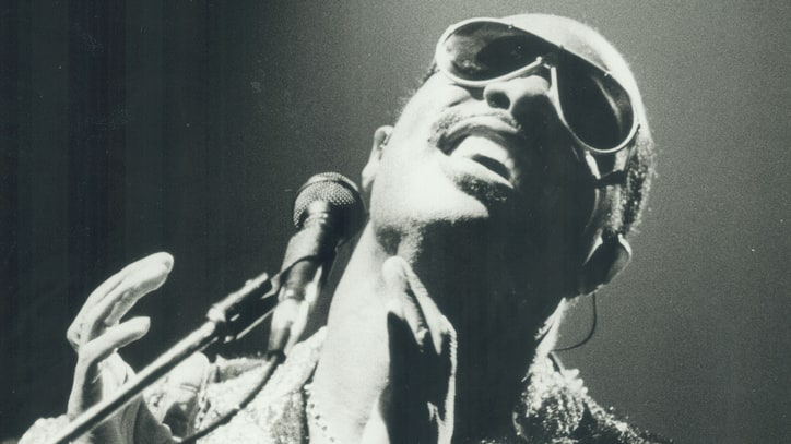 Stevie Wonder: The Timeless World of Wonder