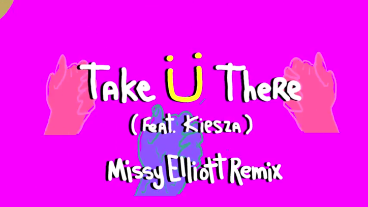 Missy Elliott Punches Up Skrillex and Diplo's New Jack U Remix