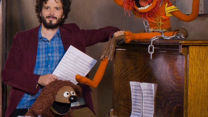 Flight of the Conchords' Bret McKenzie on Why He Loves the Muppets