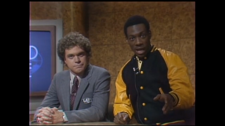 Flashback: Eddie Murphy's First Appearance on 'SNL'