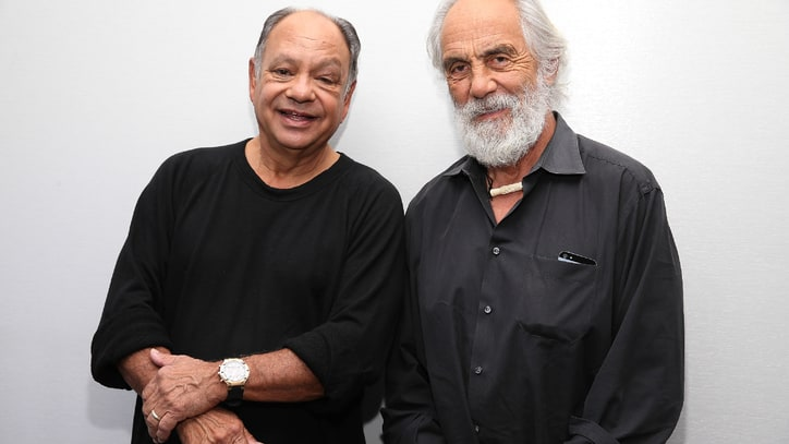 Cheech & Chong to Light Up Big Screen Again