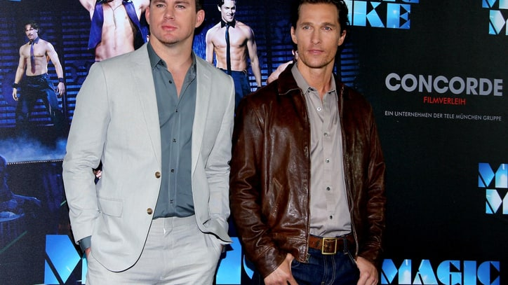 'Magic Mike' Sequel in the Works With Impressive Title
