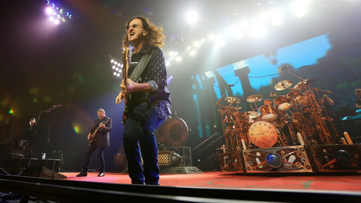 Rush Reveal Eye-Popping '2112' Hologram Vinyl Reissue
