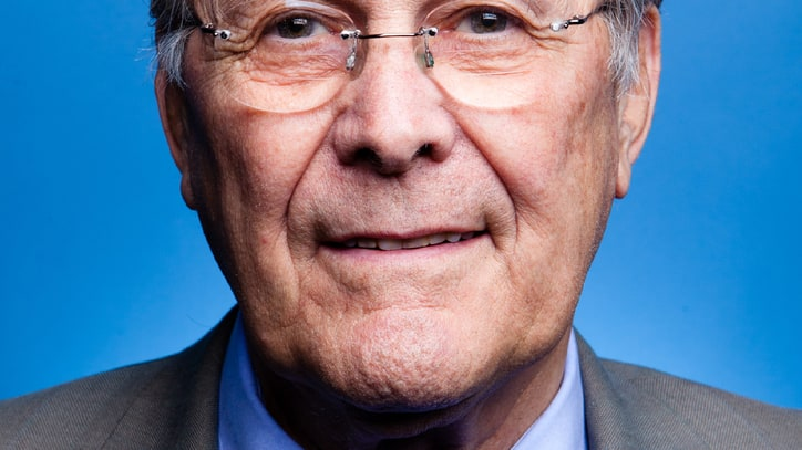 'He's Untouched by History': Errol Morris on Donald Rumsfeld