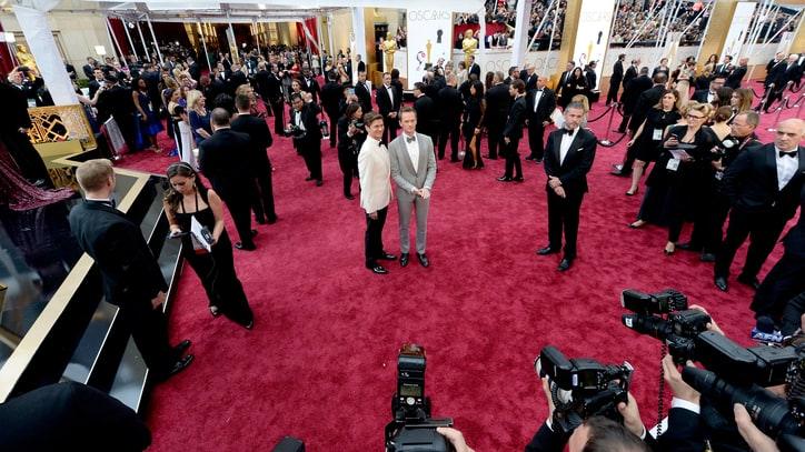 Oscars 2015: Photos From the Red Carpet
