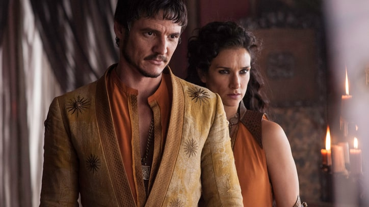 'Game of Thrones' Pedro Pascal on Playing the Red Viper