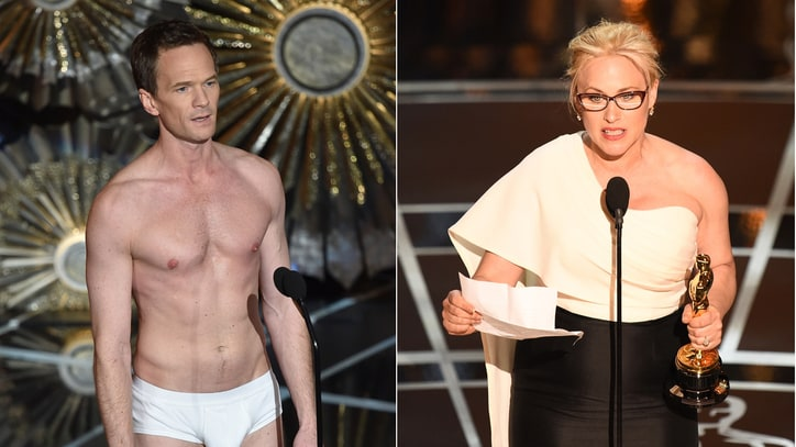 Oscars 2015's 20 Best, Worst and WTF Moments