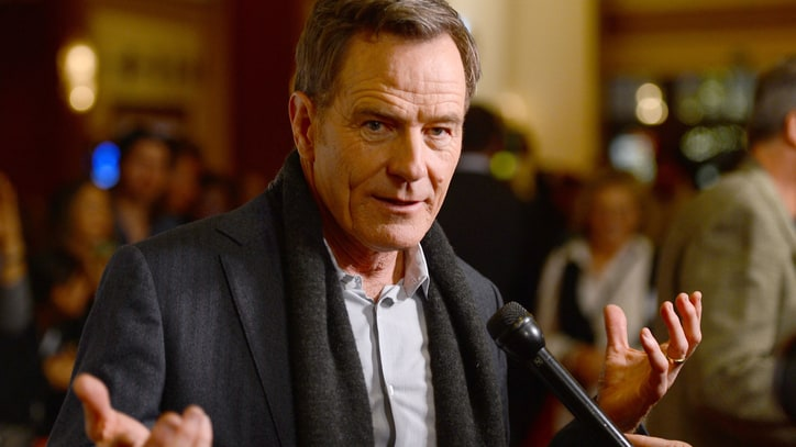 Bryan Cranston to Reveal 'Secrets and Lies' in Upcoming Memoir