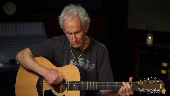Watch the Doors' Robby Krieger Cover Lead Belly's 'Fannin Street'