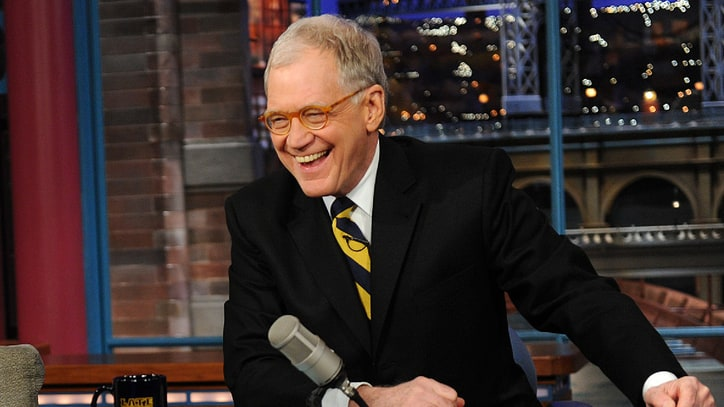 David Letterman: Last of the Stand-Up Guys