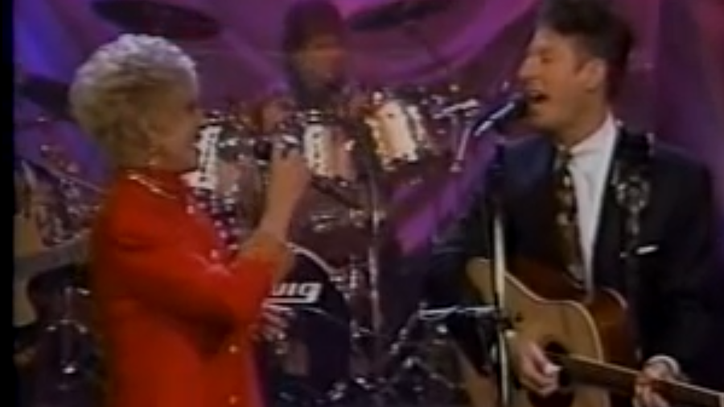 Flashback: Lyle Lovett Duets With Tammy Wynette on 'Stand By Your Man'