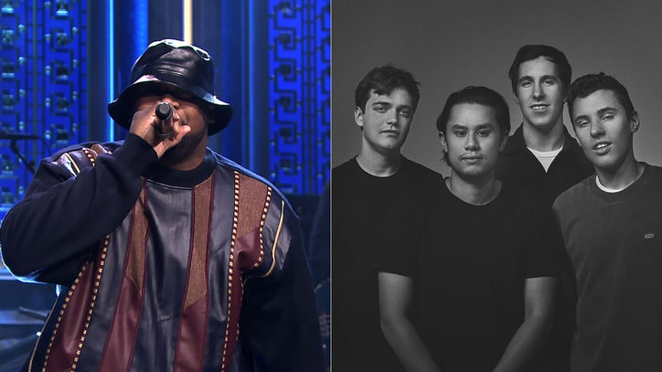 Stream Ghostface Killah and BadBadNotGood's Jazz-Rap Album 'Sour Soul'