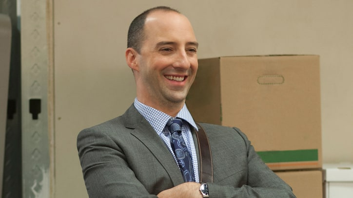 'Veep's Tony Hale Lives to Serve