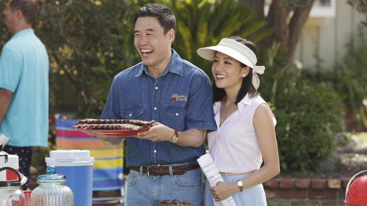 Randall Park's Long Road to Comedy Gold