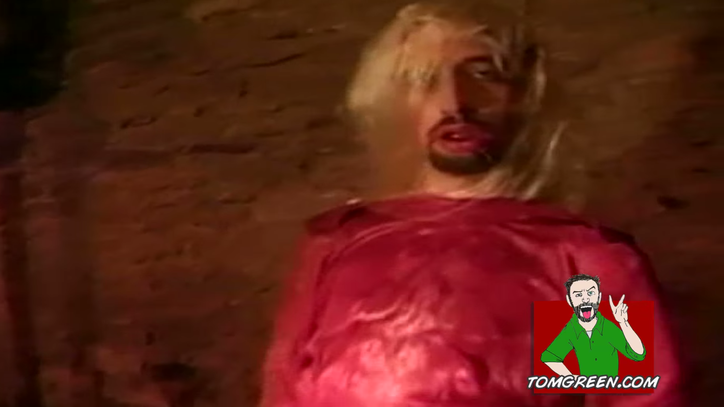 Flashback: Tom Green's Single Most Surreal Sketch