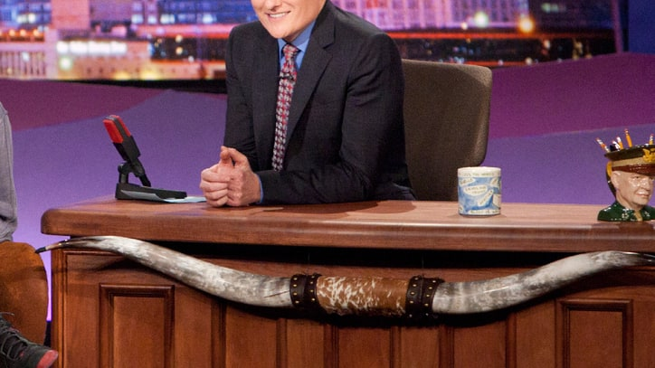 Conan O'Brien to Host Talk Show from Comic-Con Next Year