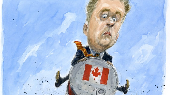 Crude Awakening: How the Keystone Veto Dashes Canada's 'Superpower' Dreams