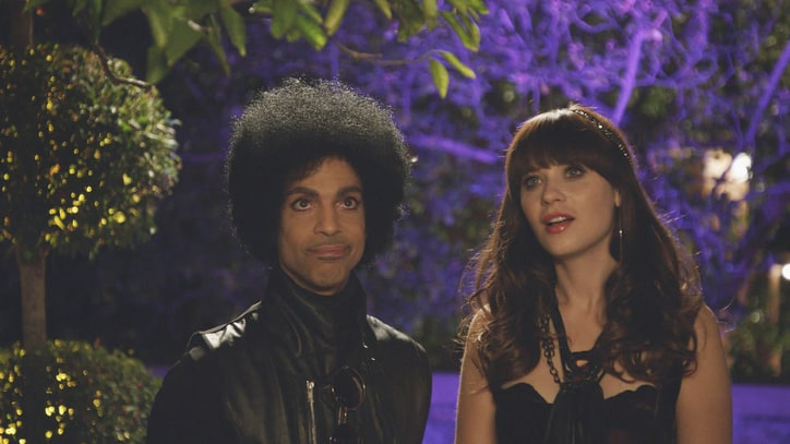Zooey Deschanel Talks Prince Collaboration
